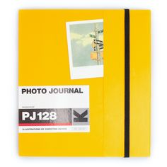 Cute journal for photography lovers