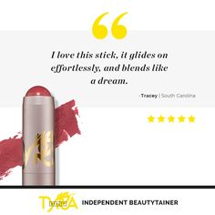 Get cheeky with this Customer fave! #CheekInAStick #TyoverMonth #TyraBeauty https://multibra.in/6tnwk