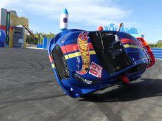 Carro foi desenvolvido do zero para a atração Hot Wheels, Beto Carrero World, Happy Life, Costa, Zero, Movie, Vehicles, Sports, Destinations