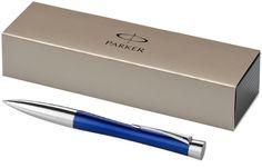 """Bolígrafo parker """"urban"""" disponible en varios colores: azul, azul marino, negro, metal"""