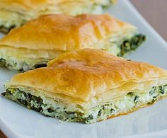 Spanakopita Bites (Spinach & Cheese)... Happy Hour Appetizers 44 | Hampton Roads Happy Hour