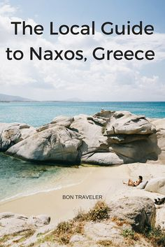A local guide to Naxos, Greece