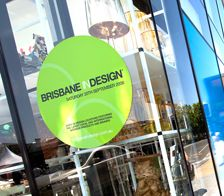 QUT's School of Design will be exhibiting at Brisbane InDesign: 26 May 2012