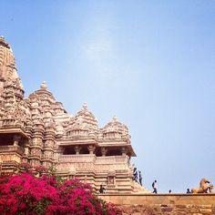 Western Temple Group. Khajuraho in Khajurāho, Madhya Pradesh