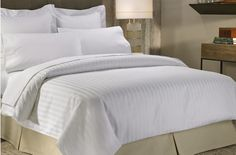 Marriott Bed & Bedding Set