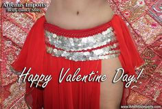 Artemis Imports ~ Belly Dance Store http://www.artemisimports.com ~~ Happy Valentines Day ~~