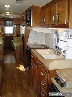 Vintage Trailer Resort >> VINTAGE AVION CAMPERS | VINTAGE AVION trailer interior ...