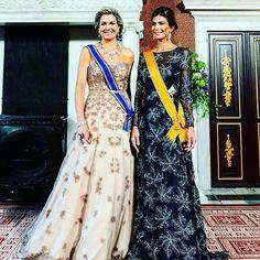 [27-3-2017]  STATEVISIT ARGENTINA  Queen Máxima and Juliana yesterday..         STAATSBEZOEK ARGENTINIË  Koningin Máxima en Juliana gisteren..