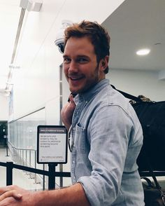 Chris Pratt, julio 2016
