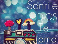 Dios te ama .. Good night and sweet dreams....