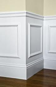 picture frame moulding below chair rail chairs for kids room 10 best molding images diy ideas home wood how to use frames create a wainscoting effect