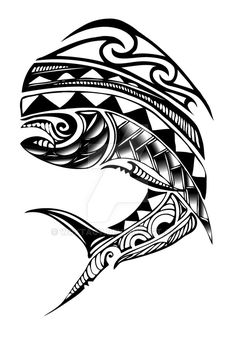 Tribal Mahi by WRXtacy
