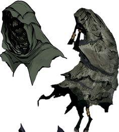 Dragon Age Inquisition Despair demon concept art