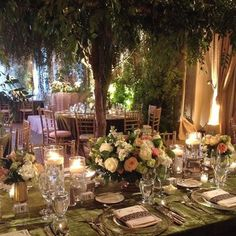 fantasy inspired wedding reception ideas - Google Search