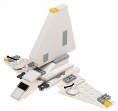 LEGO Star Wars Mini Imperial Shuttle (4494) by LEGO. $26.88. 82 pieces. Personal ship of the Emperor! The Imperial ShuttleTM is used to transport Emperor Palpatine from world to world. Move the wings up and down as you maneuver for a perfect landing. Add this exciting Star WarsTM MINI Model to your collection!