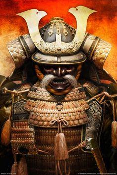 The Spirit of Samurai Lives in the Armor / Tokyo Pic