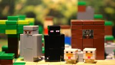 LEGO Minecraft Additional Micromobs | Flickr - Photo Sharing!