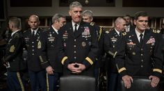 """88 retired U.S. generals and admirals wrote an open letter, saying they support Trump and""""his commitment to rebuild our military, to secure our borders, to defeat our Islamic supremacist adversaries and restore law and order domestically."""" """"As retired senior leaders of America's military, we believe that such a change can only be made by someone …"""