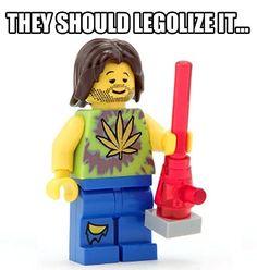 Lego stoner