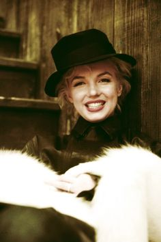 Marilyn Monroe. Photo by Milton Greene, 1956.