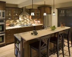 Breakfast Bar Design, Pictures, Remodel, Decor and Ideas - page 6