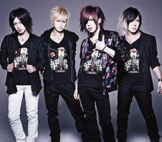 Diaura, J-rock, Visual Kei