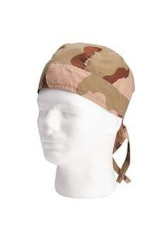 Ultra Force Tri-Color Desert Headwrap | Buy Now at camouflage.ca
