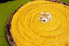 Raw Mango Cashew Pie!...