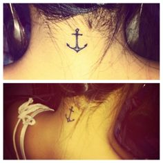 anchors are classic tattoos. Hebrews 6:19 - This hope is a strong and trustworthy anchor for our souls