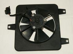Ventilador de radiador. T2100614 - USADO 160 € Tiger 1050, Home Appliances, Fan, Cards, House Appliances, Appliances, Hand Fan, Maps, Playing Cards
