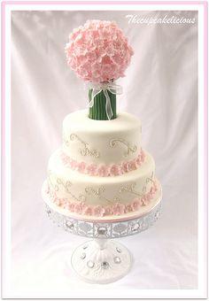 wilton wedding cake inspired