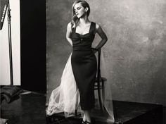 emma watson for net-a-porter and livia firth - sustainable dresses