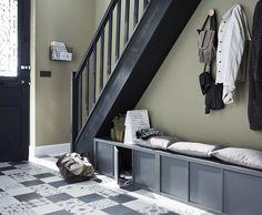 68 meilleures images du tableau Entrées, couloirs, escaliers ...