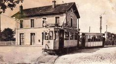 Nantes St Joseph de Portricq-Gare et terminus des tramways