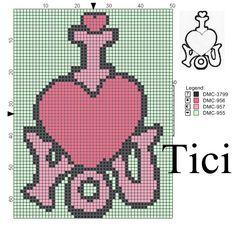 Scritta I love you sul mio blog: ilblogditici