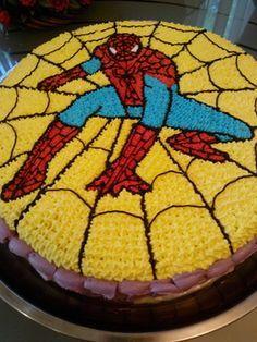 Человек паук #торт_на_заказ_днепропетровск #мульт_герои #бисквитный_торт #шоколадный_торт #комбинированный_торт