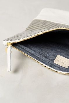 Clare V Miles Pouch - anthropologie.com
