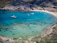 Islas Borrachas or Drunk Islands are magical places about 11 km from Puerto La Cruz
