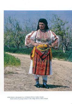 https://flic.kr/p/PvZ4AE | Veshje Popullore Shqiptare - Albanian Folk Costumes.
