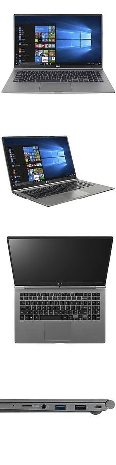 Computers Tablets Networking: Lg 15Z970-A.Aas7u1 Gram Intel I7 16Gb Ram 15.6 Touchscreen Laptop, Dark Silver -> BUY IT NOW ONLY: $1497 on eBay!