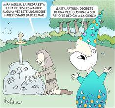 Arturo 'el paleontólogo'