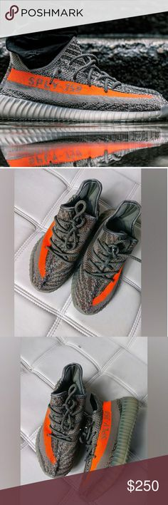 4152d451c auth. Adidas Kanye west Yezzy boost 350 v2 Authentic Adidas Kanye west  Yezzy boost 350