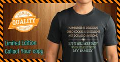 Do You Love Your Family?  If you want to show how much you love your family than this t-shirt is yours. Take your copy today and express your true love to your family.Go to below link and collect your copy https://teespring.com/i-love-my-family-october-2015