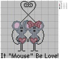 Crocette stregate: It Mouse be love