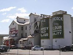 Utah Lehi Roller Mills