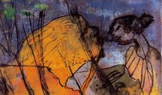 Emil Nolde - Great Fiend