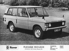 Land-Rover og Range Rover