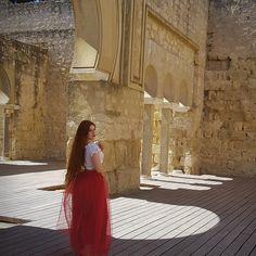 #medinaazahara #cordoba #andalucia #archaelogy #archaeologicalsite #arabicarchi..., #ancient #andalucia #arabicarchi #arabicarchitecture #archaelogy #archaeologicalsite #Awesome #cordoba #medinaazahara #Red #redskirt,medinaazahara ,cordoba ,andalucia ,archaelogy ,archaeologicalsite ,arabicarchitecture ,ancient ,red ,redskirt ,awesome... Red Skirts, Andalucia, Bridal Collection, Lace Skirt, Wedding Dresses, Awesome, Fashion, Cordoba, Bride Dresses