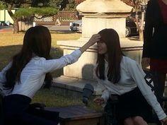 Yoona,seohyun