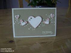 Hochzeitskarte Stampin Up 005